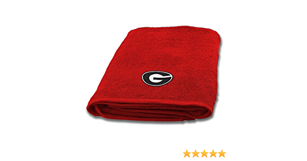 Northwest NCAA Georgia Bulldogs Hand Towel Set of 2