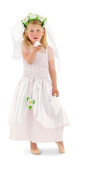 Folat 21860 vestido de novia (tamaño mediano, 2 piezas)