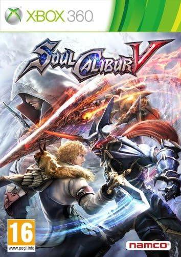 Atari Soulcalibur V, Xbox 360 - Juego (Xbox 360, Xbox 360, Lucha, T (Teen)): Amazon.es: Videojuegos