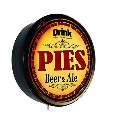 PIES Beer and Ale Cerveza Lighted Wall ()