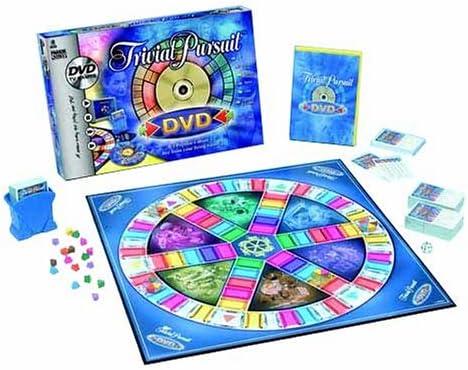 Hasbro Trivial Pursuit, Juego de DVD: Amazon.es: Juguetes y juegos