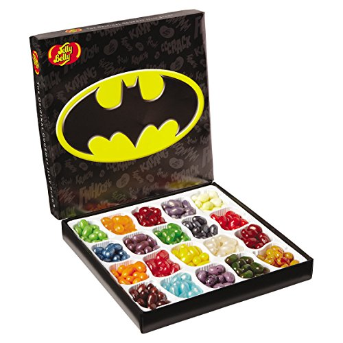 Jelly Belly Batman 20-Flavor Jelly Beans 8.5 oz Gift Box