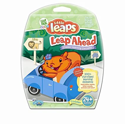 Lernspielzeug Leapfrog Little Leaps Say It Baby
