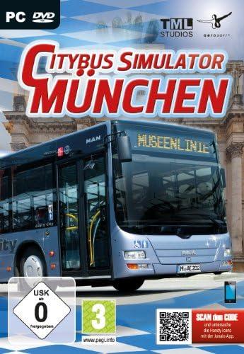 City Bus Simulator München [Importación Alemana]: Amazon.es: Videojuegos