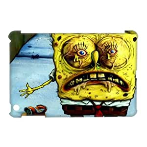 3D Print Classic Television Animation&SpongeBob SquarePants Theme Case Cover for Retina iPad Mini(iPad Mini 2)- Personalized Hard Cell Phone Back Protective Case Shell-Perfect as gift