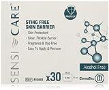Sensi-Care Sting Free Barrier Wipe, 30pk