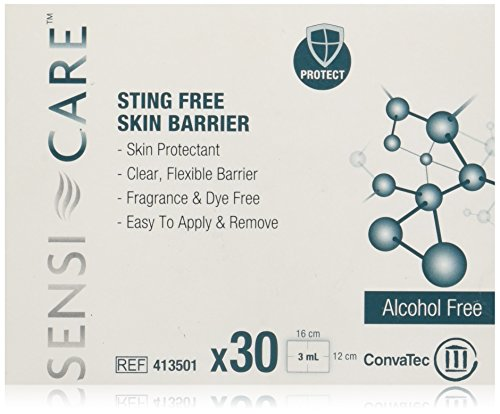 SENSI-CARE Sting Free Barrier Wipe, 30PK
