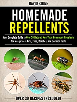 ??ONLINE?? Homemade Repellents: Your Complete Guide To Over 30 Natural, Non-Toxic Homemade Repellents For Mosquitoes, Ants, Flies, Roaches, And Common Pests. biggest tenia cinco single Visible