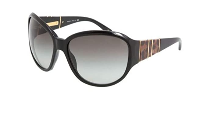 Amazon.com: Dolce & Gabbana dg4088 sunglasses-501/8G Negro ...