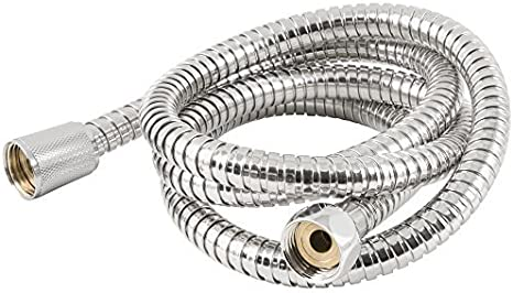 Replacement Hose For Handheld Showers Stainless Steel 60 Inches