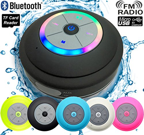 Guppy Resistant Bluetooth Shower Speaker product image