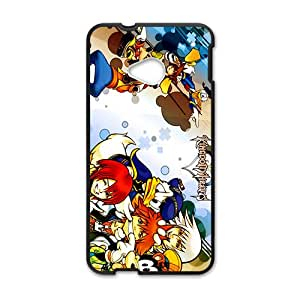 SVF kingdom hearts personajes Hot sale Phone Case for HTC ONE M7 Black