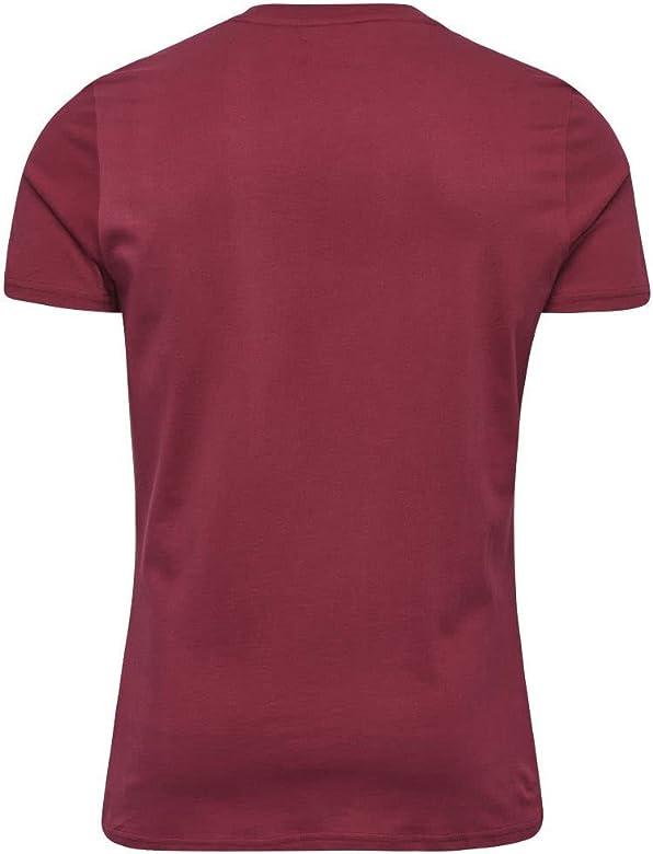 Hummel - Camiseta Hombre - Table tees Cruz SS Tee - Camiseta de ...
