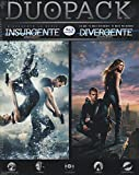 DuoPack Insurgente + Divergente (Pack Insurgent + Divergent) - English & Spanish Audio with Spanish Subtitles
