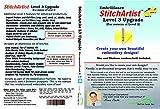 StitchArtist Upgrade Level 2 to Level 3 Digitizing Embroidery Software for Mac