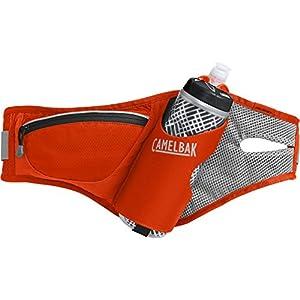 CamelBak Delaney Hydration Waist Pack, Cherry Tomato/Black, One Size
