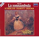 Bellini - La Sonnambula / Sutherland · Pavarotti · Ghiaurov · NPO · Bonynge