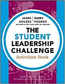 Student Leadership Challenge Activities Kouzes product image