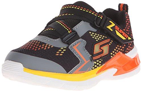 Skechers, S Luces Erupter II para Deportivos enciende para arriba la zapatilla de deporte