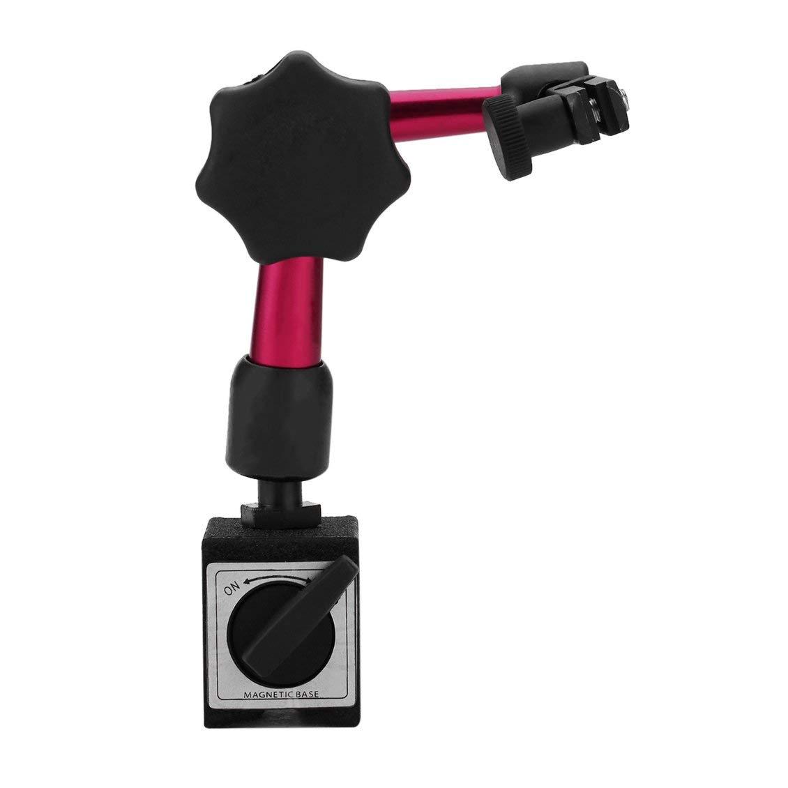 Soporte universal universal magnético de base para metálica para base soporte de nivel digital Indicador de prueba de dial Parte de operación de imán permanente 545c28