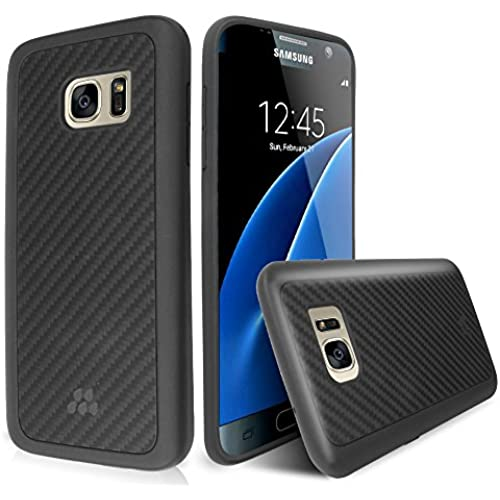 For Samsung Galaxy S7 Edge Case, Lifetime Warranty, Evutec Karbon SI Lite Osprey 0.06/1.5mm DupontTM Kevlar Sales