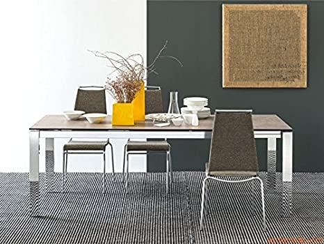 Connubia by Calligaris - Tavolo Allungabile Baron da 130(190 ...