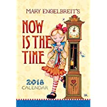 Mary Engelbreit 2018 Monthly Pocket Planner Calendar: Now is the Time