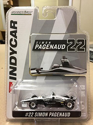 Greenlight 1 64 2018 Indy Car Series  22 Simon Pagenaud Team Penske Dxc Technology