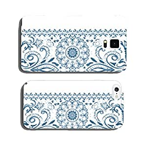 Seamless watercolor pattern for textile cell phone cover case iPhone5