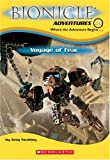 Voyage of Fear (Bionicle Adventures #5)