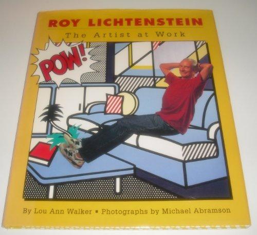 Roy Lichtenstein - The Artist at Work