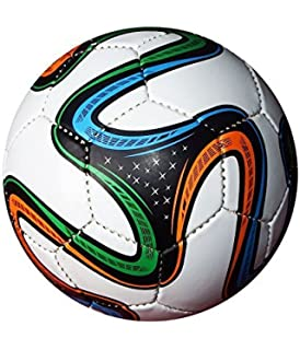 Buy adidas brazuca glider football online at low prices in india adidas adidg736175 brazuca fifa 2014 world cup official match soccer ball size 5 multicolour fandeluxe Choice Image
