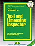 Taxi and Limousine Inspector, Jack Rudman, 0837325528