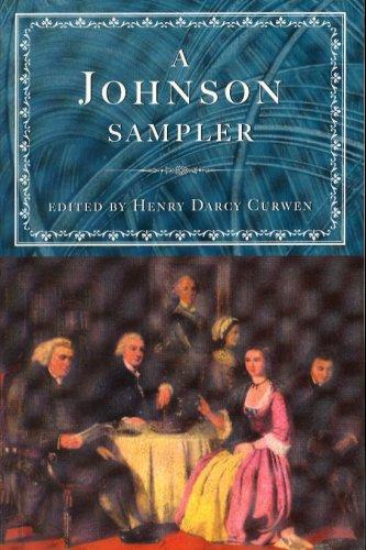 A Johnson Sampler (Nonpareil Book) (Moose Sampler)