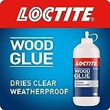 Loctite 2546757 225g Wood Glue, Transparent, 225