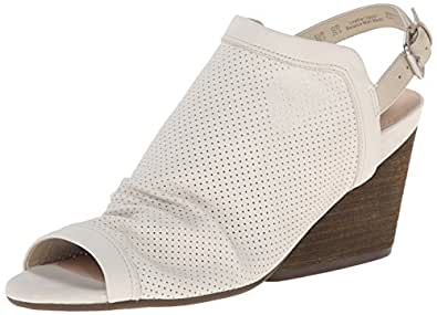 Amazon Com Naya Women S Luxor Wedge Sandal Platforms