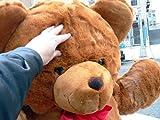 ": GIANT 48"" FRIENDLY TEDDY BEAR - HUGE SOFT JUMBO STUFFED PLUSH BEAR - COLOR: BROWN"