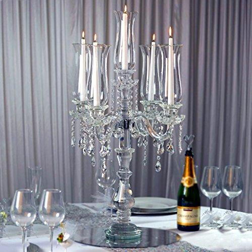 crystal candelabras - 4