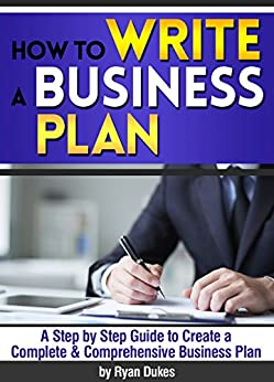 How to write a Business Plan: A step-by-step template