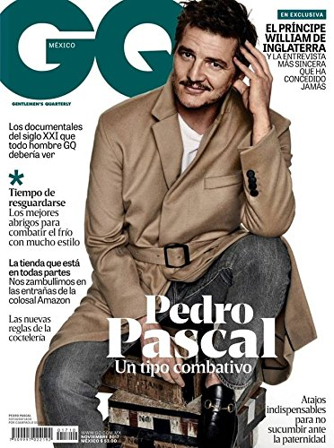 GQ Mexico November 1, 2017 issue
