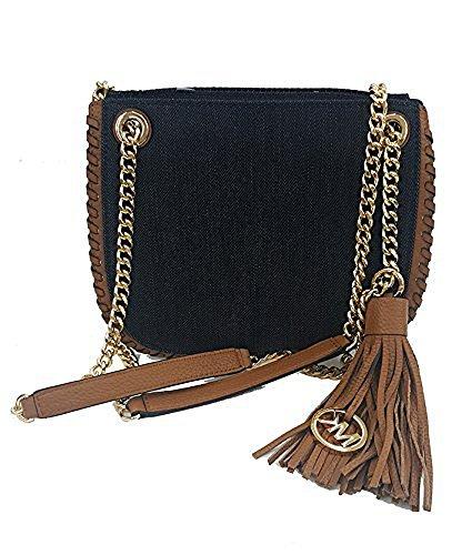 Michael Kors Whipped Chelsea Handbag DK Denim - Chelsea Handbag Michael Kors
