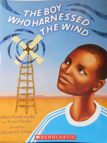 what i learnt from the book the boy who harnessed the wind Liberation kamali family, i just finished a book called the boy who harnessed the wind by william kamkwamba it's an excellent book and a beautiful story you can definitely see the grave effects of colonia.