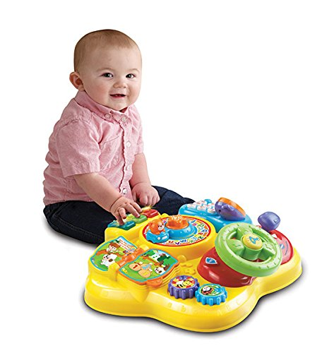 VTech Magic Star Learning Table (Frustration Free Packaging) by VTech (Image #6)