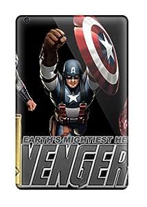Fashion KSsvBVw10353teaRM Case Cover For Ipad Mini/mini 2(the Avengers 69)