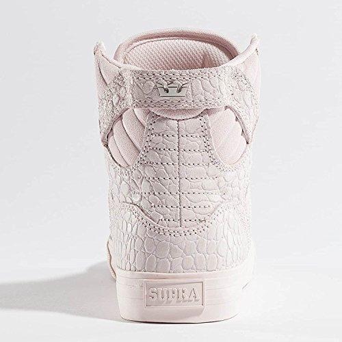 Supra WOMENS SKYTOP Damen Hohe Sneakers Mauve Chalk/Mauve Chalk