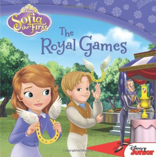 Sofia the First The Royal Games ()
