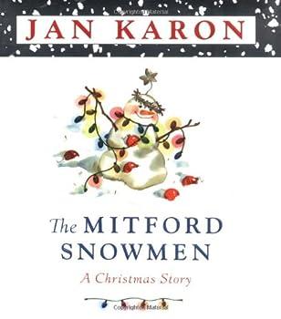 The Mitford Snowmen 0670030198 Book Cover