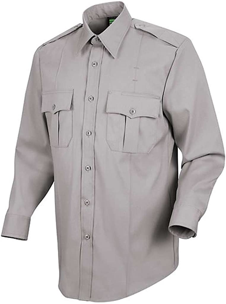 Grey Horace Small Deputy Deluxe Shirt 1633