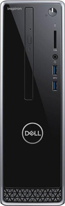 2018 Dell Inspiron Desktop | Intel Core i3-8100 3.6GHz | 8GB DDR4 RAM | 1TB HDD 7200RPM Hard Drive | Intel HD Graphics 630 | WiFi | Gigabit Ethernet | DVD-RW | Wired Keyboard | Windows 10