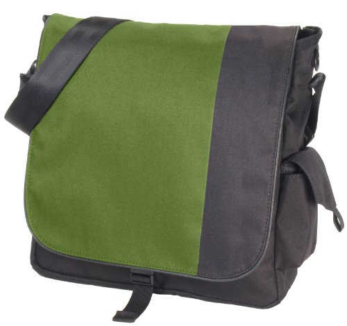 DadGear Sport Diaper Bag - 2 Tone Green